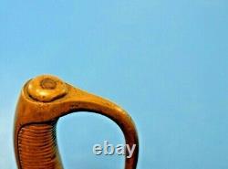 Antique Large Brass Handle French Saber Short Sword Cutlass 29 Long