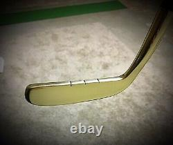 Ben Hogan Radial 35 RH 8802 Napa Style Putter/Awesome Stick! New Grip