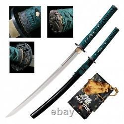 Cold Steel 88Dwk Wakizashi Long Handle Sword Dragonfly Series