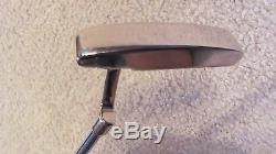 Custom Refinished Hand Polished Ping-a-blade Putter New Ping Grip Rh 35