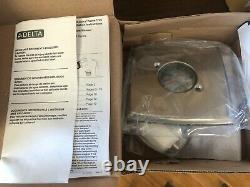 Delta Ashlyn 1-Handle Shower Valve Trim Stainless Steel T14064-SS