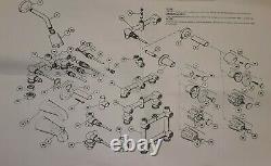 Gerber 3 Handle Steel Tub & Shower with Compression Stem & Compression Cartridge