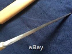 Japanese Imperial Navy Short sword dagger with Brass Handle