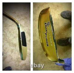 Odyssey 880 Dual Force 35 Rh Putter/8802 Style/Danny Edwards Grip! / Mint