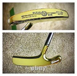 Scotty Cameron Original Flange 35Rh Bullseye Putter/Grip/MINT