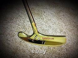 Scotty Cameron Original Flange 35Rh Bullseye Putter/New Cameron Grip/NICE