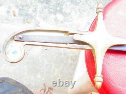 Sword Blade USMC Old with Original Brass handle