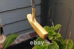 Titleist Offset Bullseye Putter with Original Leather Grip-Next Level Pure