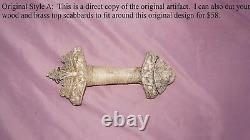 Viking Anglo Saxon Norse Sword Handle Normans William Ragnar medieval knight
