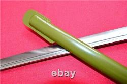 WW2 WWII Military Japanese NCO Sword Saber Katana Brass Handle repro S. Number